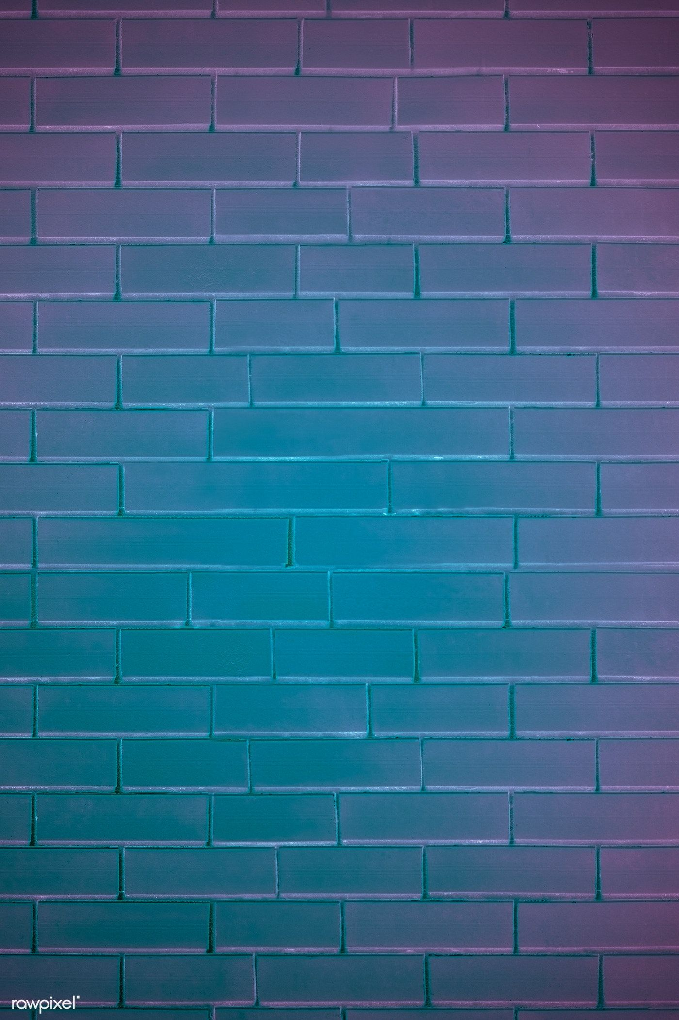 Download Premium Illustration Of Brick Wall In Neon Light 2021856 Com Imagens Papeis De Parede Tumblr Papeis De Parede Planos De Fundo