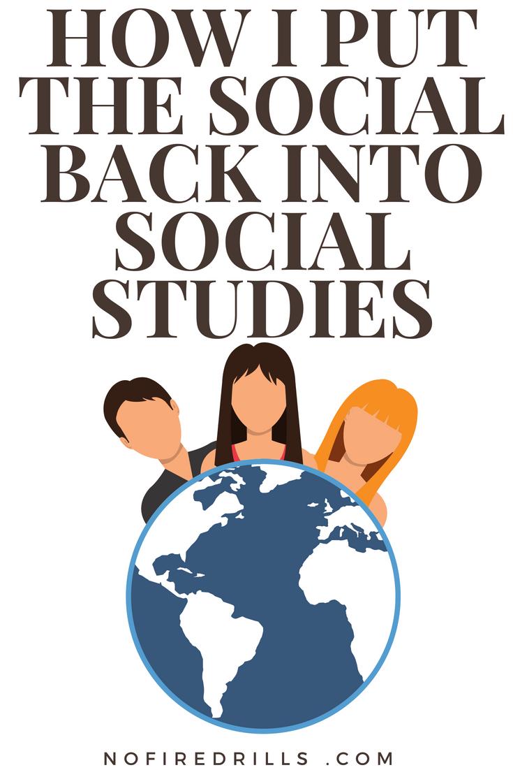Why I Put The Social Back Into Social Studies Be Your Best Teacher Social Studies Education Social Studies Social Studies Activities
