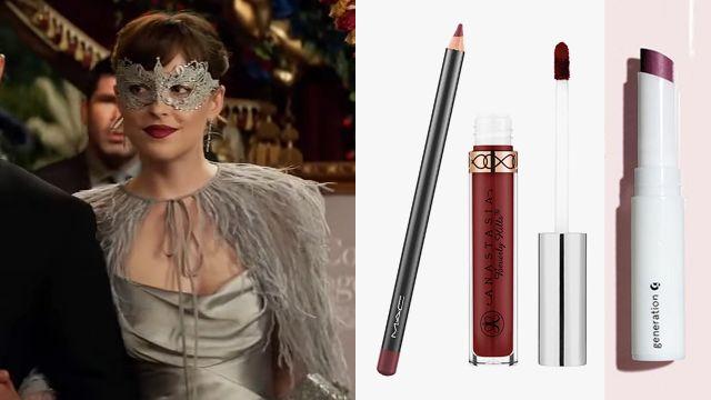 Grey 50 anastasia lipstick shades of The 'Fifty