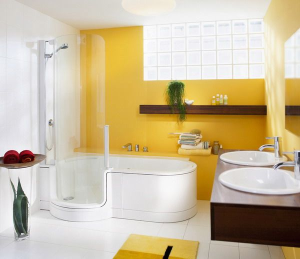 Design Elements And Color Need Not Be Left Out When Designing The Perfect ADA Bathroom As Handicap
