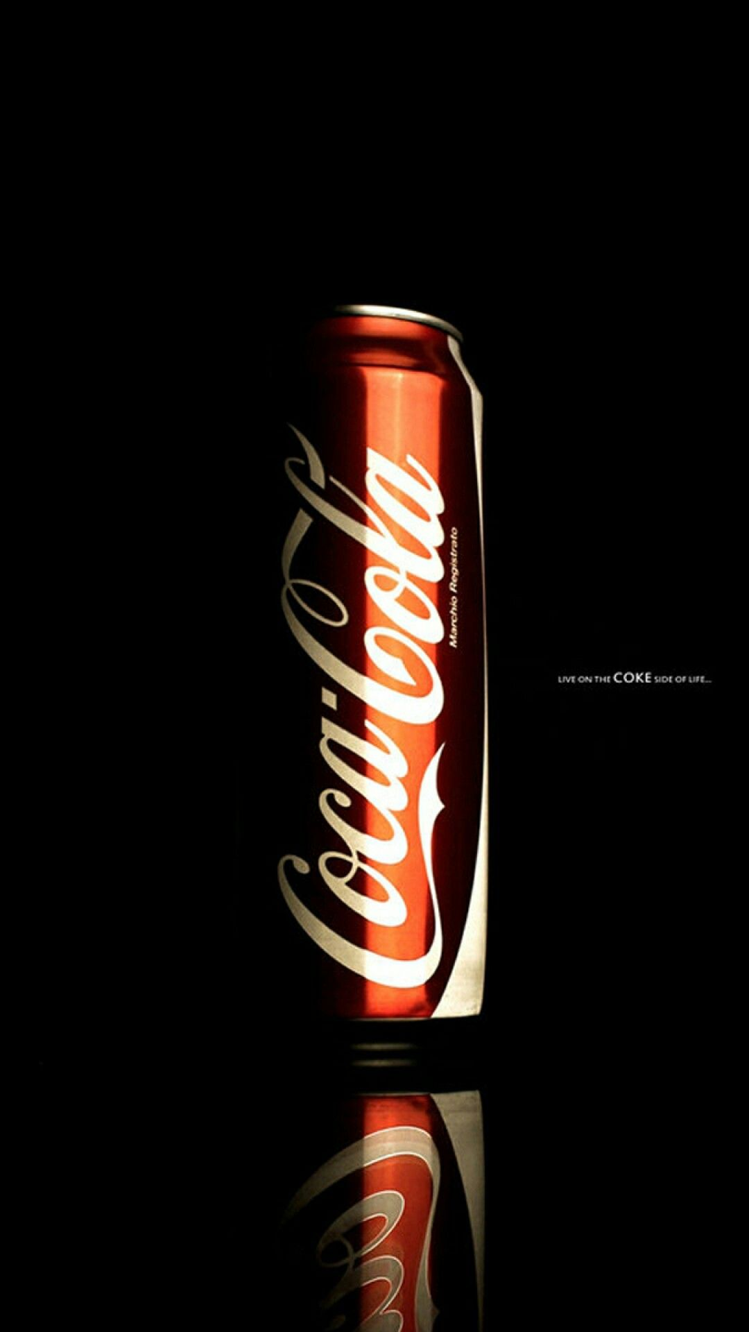 Iphone 7 Wallpapers 6 Plus Wallpaper Backgrounds Coca Cola Can