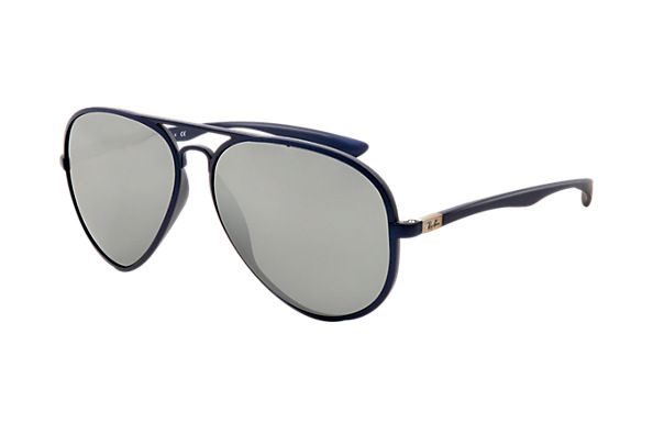 ray ban liteforce blau