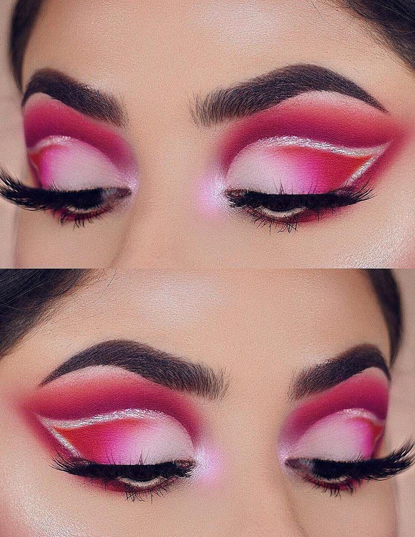 Makeup Makeup Ideas Makeup Tutorial Colorful Eye Makeup Bright Eye