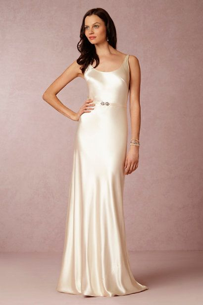 BHLDN Marlowe Gown Style No 35129816 900 Size 0