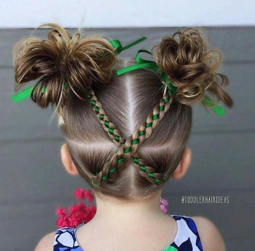 31++ Video de coiffure facile pour petite fille idees en 2021