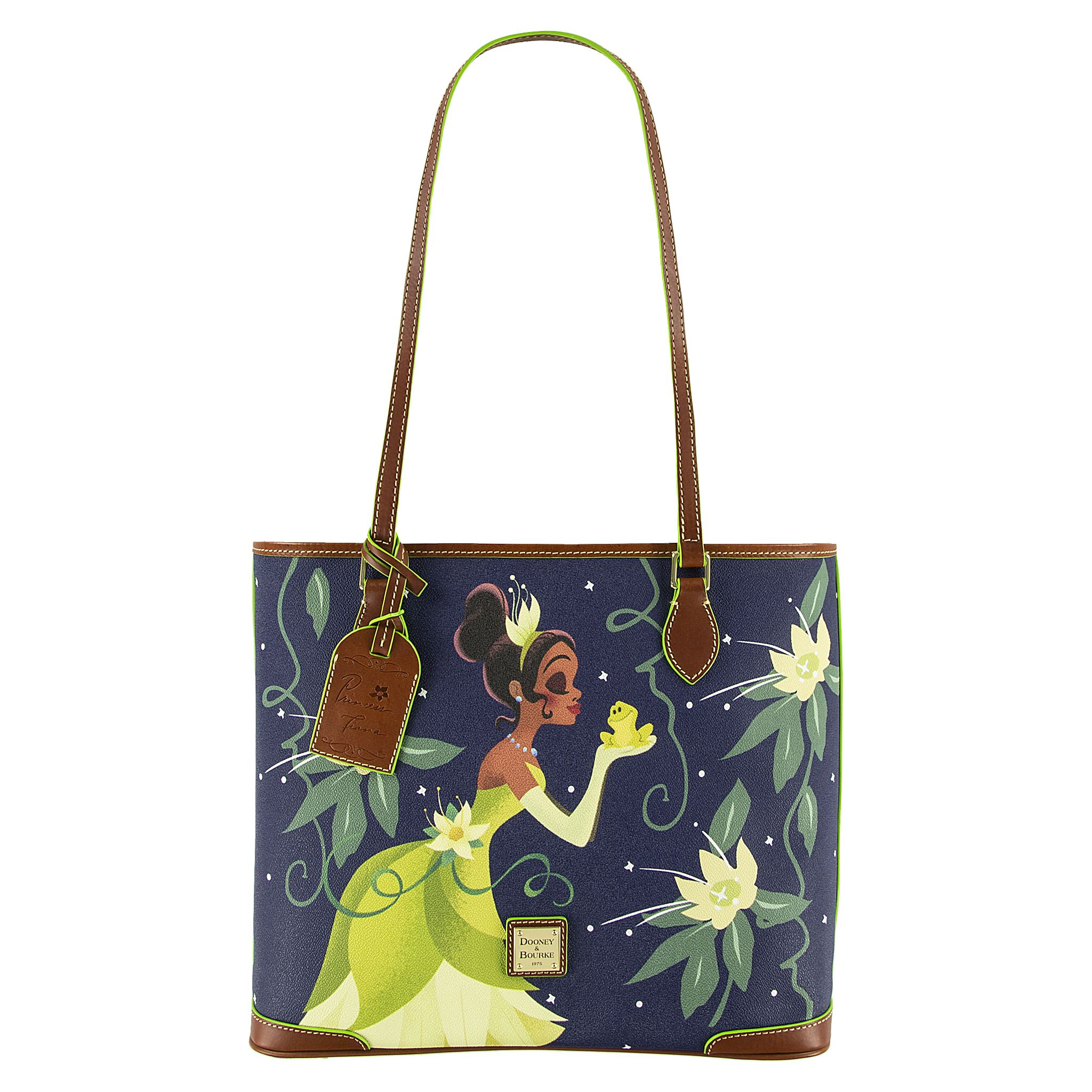 ea05d0415f8 Check out the Silhouettes For the 2 New Disney Dooney and Bourke Bags Being  Released This July!