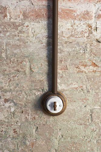 Interruptores de cocina de estilo r stico complementos de cocina instalacion cocinas de - Interruptores clasicos ...