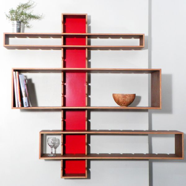 Tag re modulable maison pinterest vintage designs shelves and storage - Etagere modulable metal ...