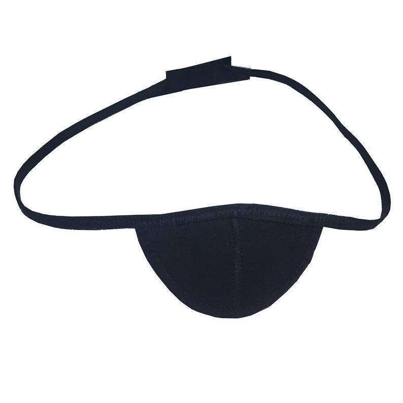 The Most Luxurious Eyepatch Around 100 Ultrasuede Eye Patch Etsy Eyepatch Eye Black Black