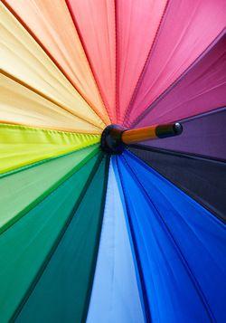 Rays the Bar Umbrella, #ModCloth