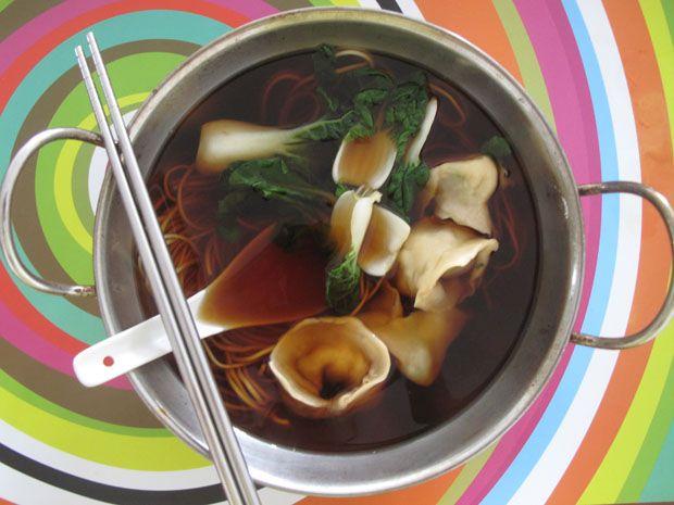 Marmite Noodles - 5 Mins