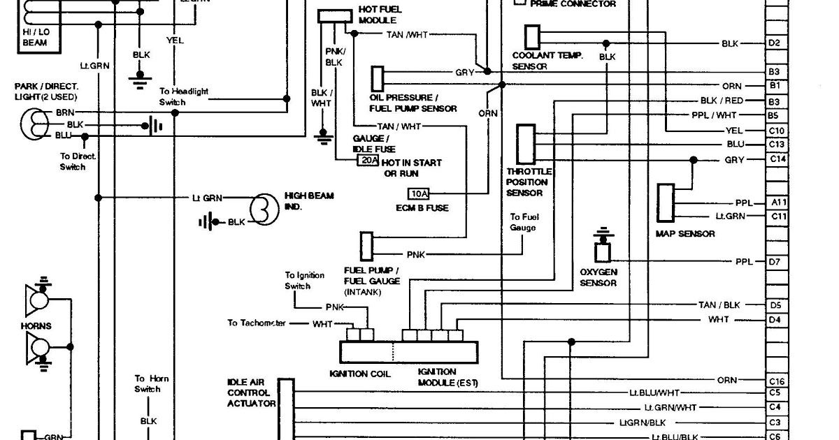 1989 Ford F 150 Lariat Dual Tank Wiring Diagram Need A Wiring Diagram For Starter Relay On A Electrical Circuit Diagram Trailer Light Wiring Motorcycle Wiring
