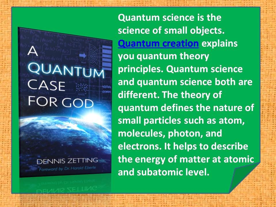 Pin by quantumcreationministries on What are quantum physics