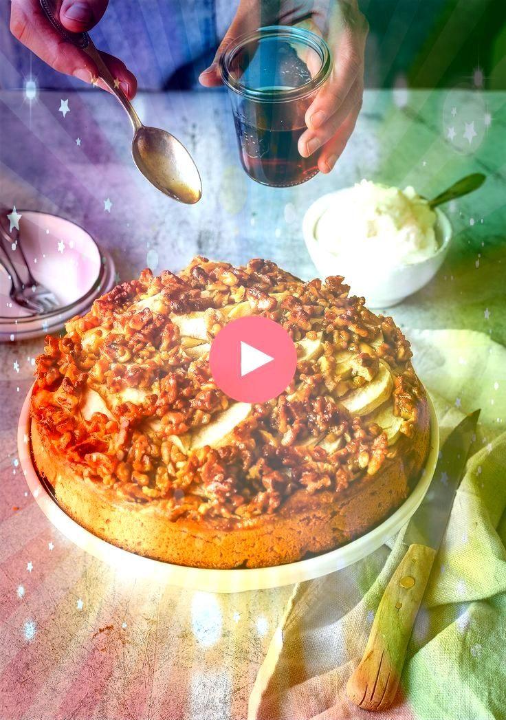 mit Walnüssen Thermomix Rezept  A Matter Of Taste Apfelkuchen mit Walnüssen Thermomix Rezept  A Matter Of Taste  Apfelkuchen mit Walnüssen Thermomix Rezept...