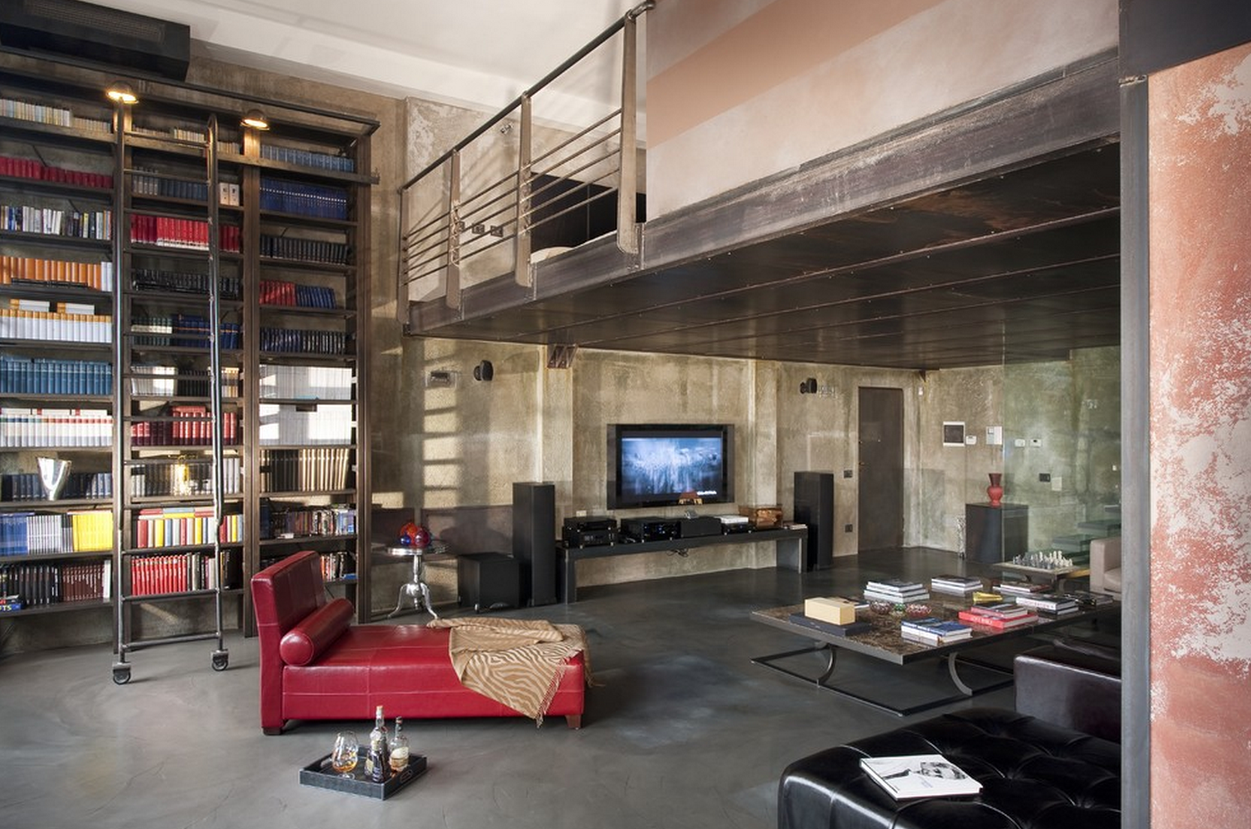 23 Lofts Featuring Industrial Touches That Gives A Sophisticated ...