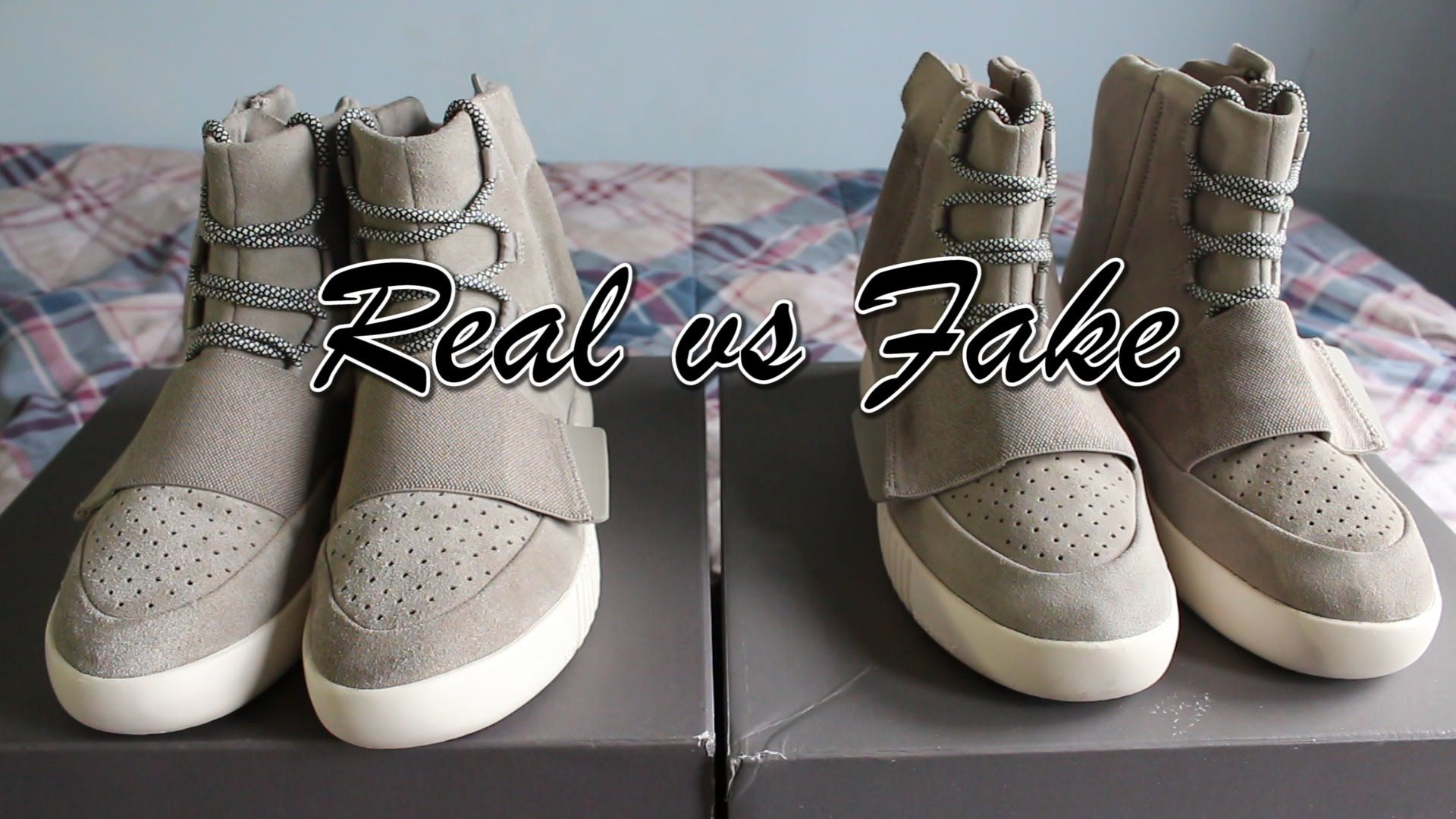 info for 0f3f5 eec38 Adidas Yeezy 750 Boost Real vs Fake | Check my website http ...