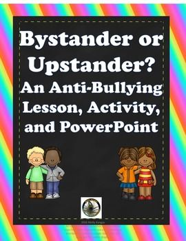 What is an upstander