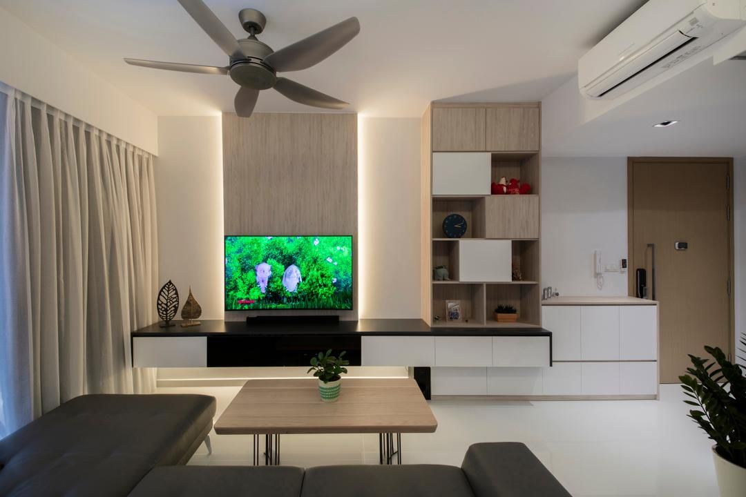 Qanvast Minimalist Interior Design Minimalist Interior