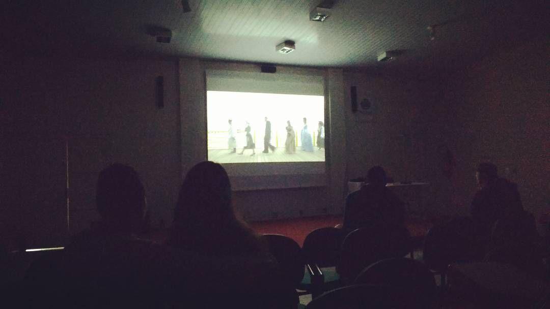 Cine estação ;) #sesc #cinema #filme #prefeitura #cultura #move by nptrixx