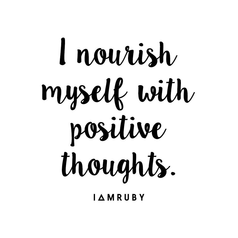Say It With Me... #affirmation #positivity