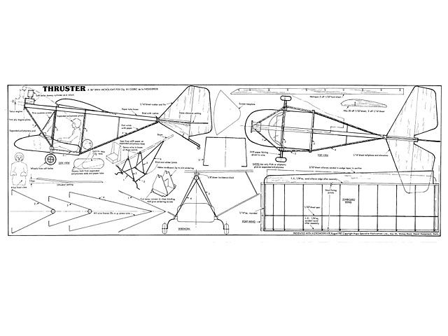 Ultralight aircraft plans images for Airplane plans
