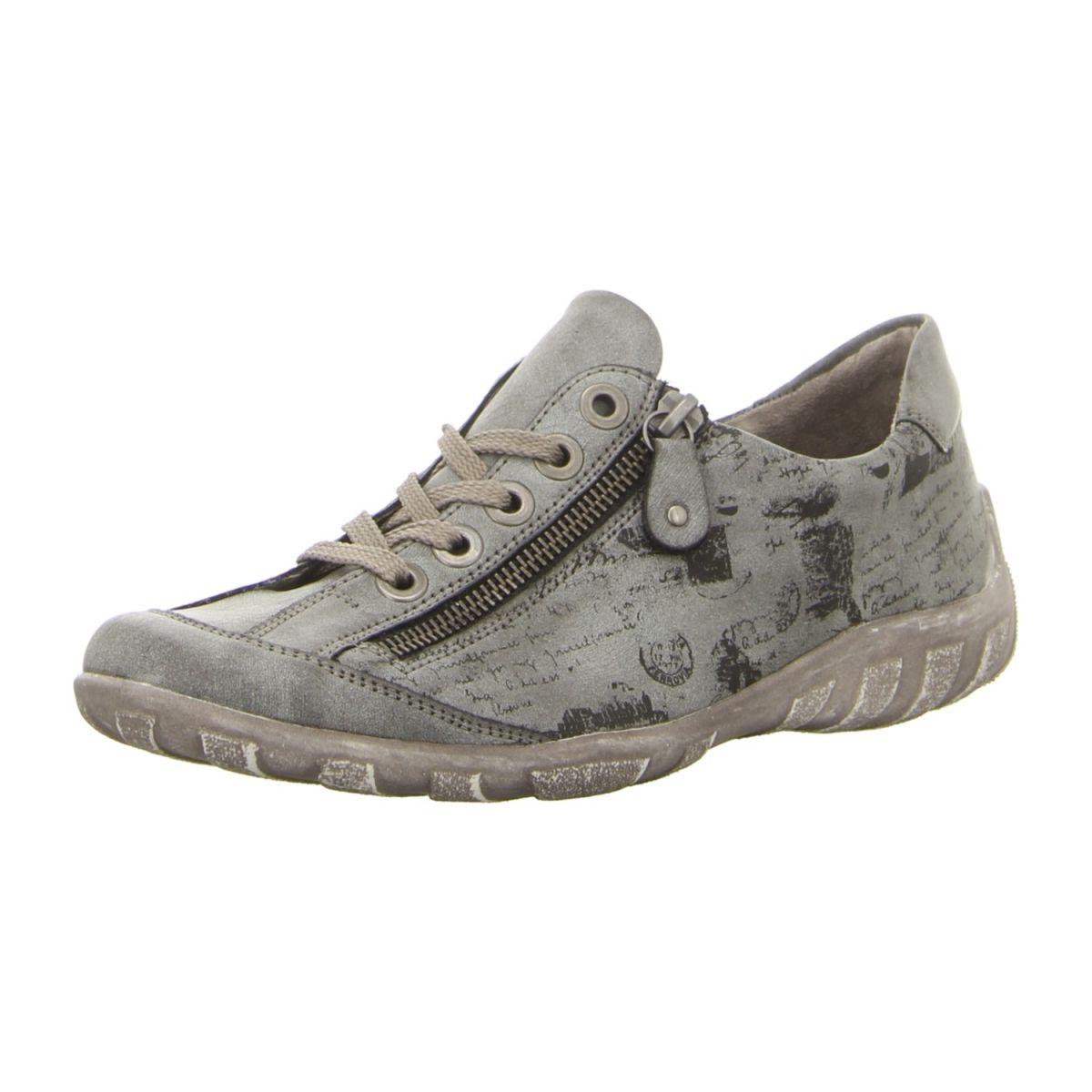 Remonte  zapatos  Schnürschuh R3435-45 grau kombi NEU (grau) NEU kombi d0eb01