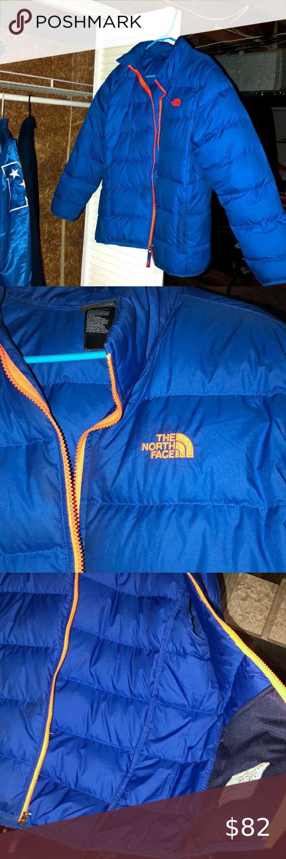 Boys North Face Coat In 2020 North Face Coat North Face Jacket The North Face [ 1740 x 580 Pixel ]