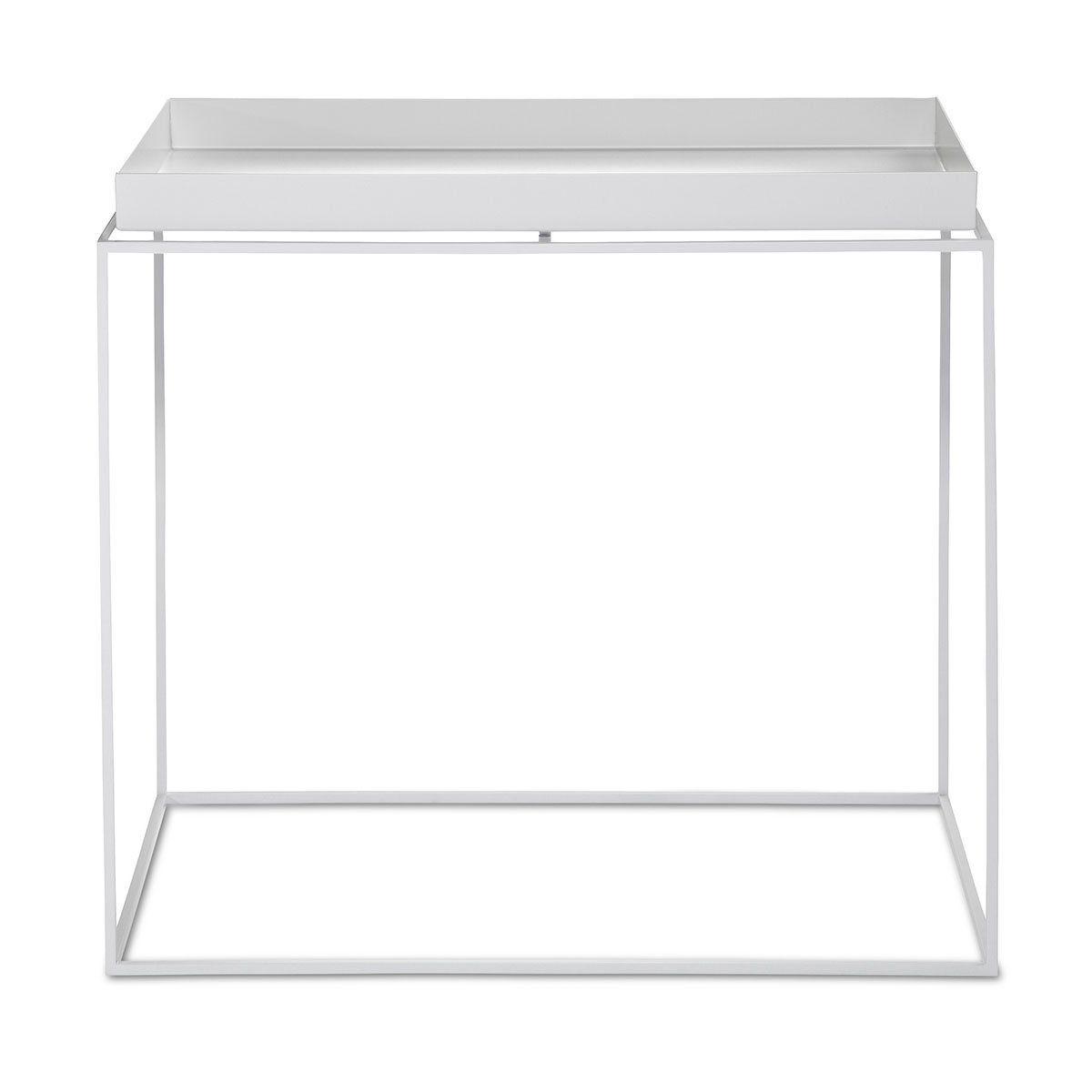 Bezaubernd Beistelltisch Rechteckig Referenz Von Concept.de: Hay Tray Table Rechteckig, Weiß 40x60x54cm