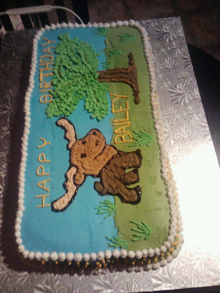 Moose Birthday Cake New Recipes I Tried Pinterest Birthday