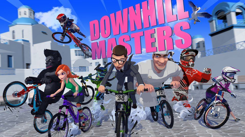 Help Your Favorite Rider Become A Champion In Downhill Masters Management Games Downhill Games App bmx bike wallpaper apk for windows