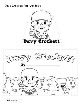 Davy Crockett Biography And Comprehension Davy Crockett History