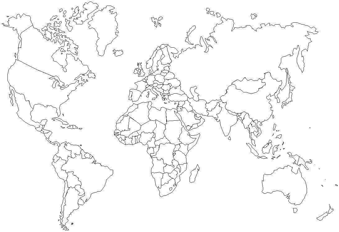 Slep mapa svta hledat googlem psan pinterest journalling map coloring pages nadig gumiabroncs Image collections