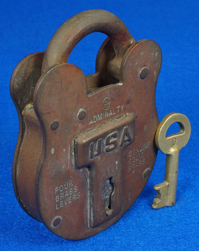 Lock Lock Usa admiralty 9 lock usa 4 brass levers dbc lock co ltd 004 02 01