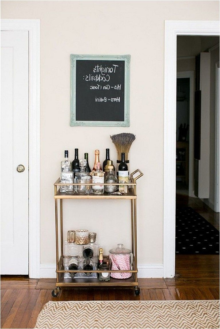 155 Mini Bar For Apartment Ideas That Can Create You Relax Small
