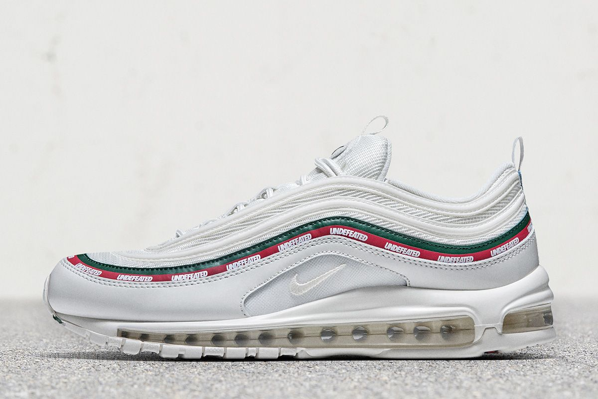 the latest 3075f 11b43 Nike Air Max 97 x Undefeated  Officially Announced - EU Kicks  Sneaker  Magazine