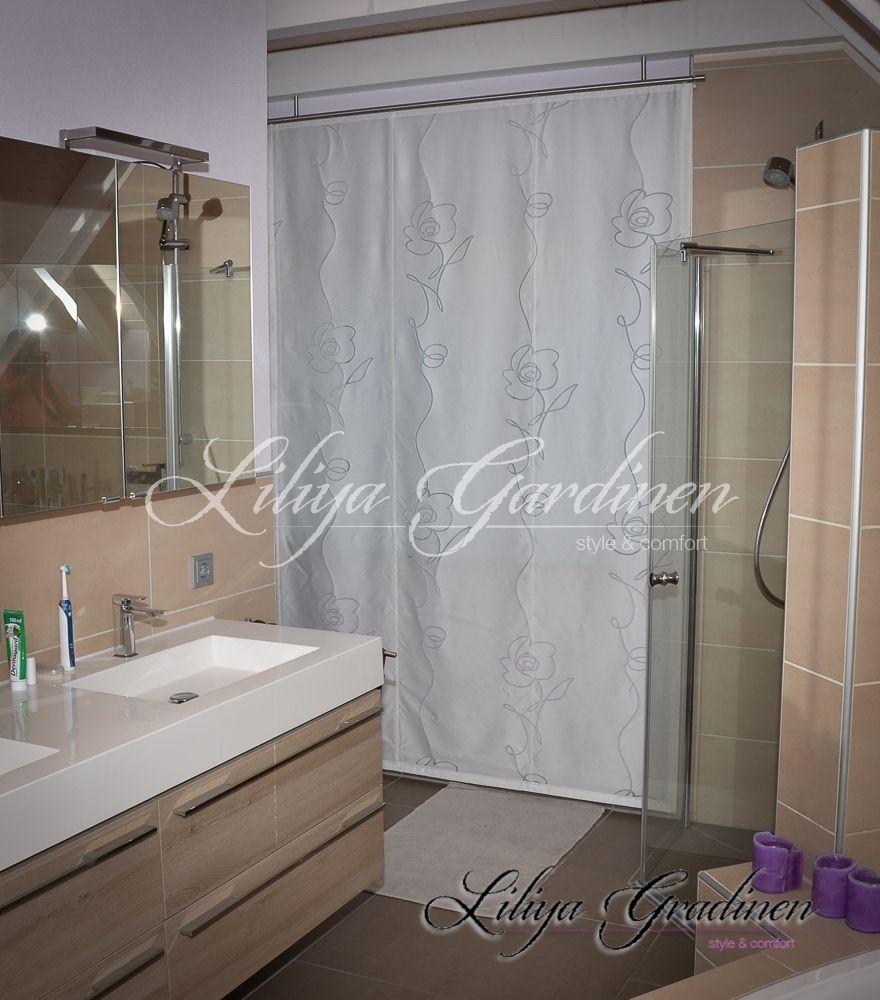 Badezimmer Gardinen Nach Maß Kaufen Fensterdeko Fürs Bad Gardinen Modern Badezimmer Gardinen Nach Maß