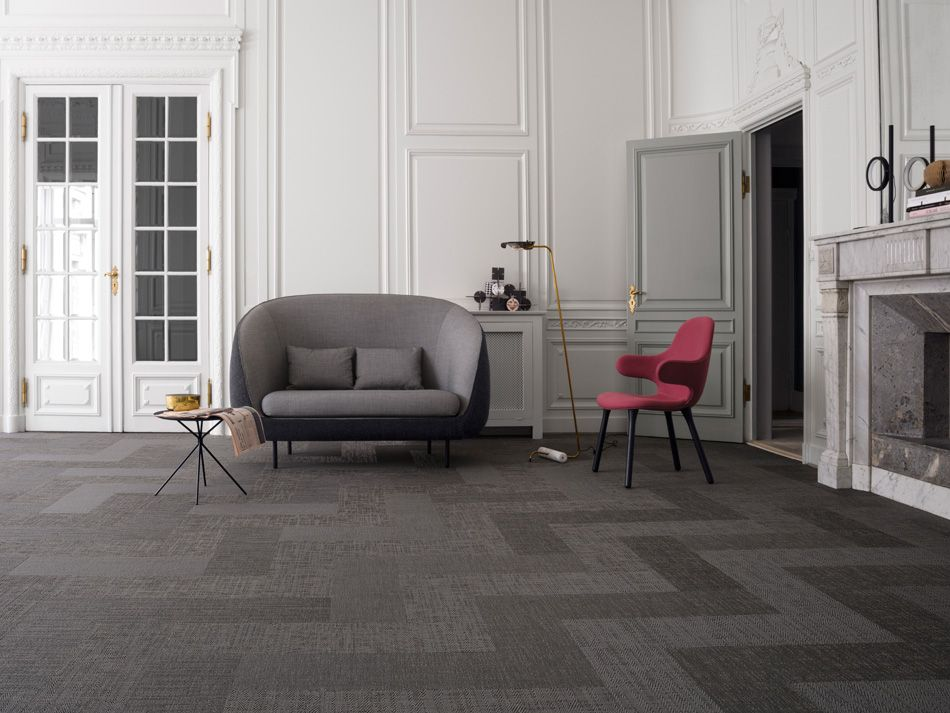 bolon debuts silence - a carpet collection influenced by nature