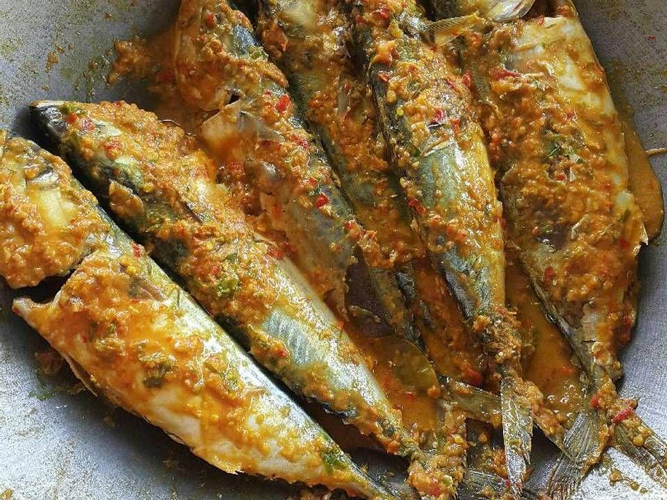 Resep Kembung Bakar Padang Oleh Xander S Kitchen Resep Resep Masakan Masakan Resep Ikan