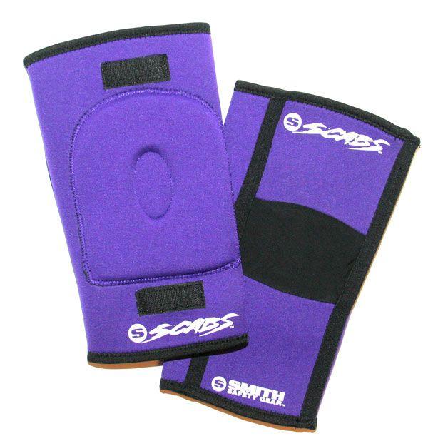X-Large Destroyer Amateur Purple Elbow Pads