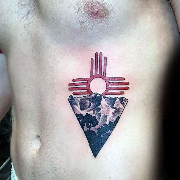 50 Zia Tattoo Designs For Men New Mexico Ink Ideas Tattoo