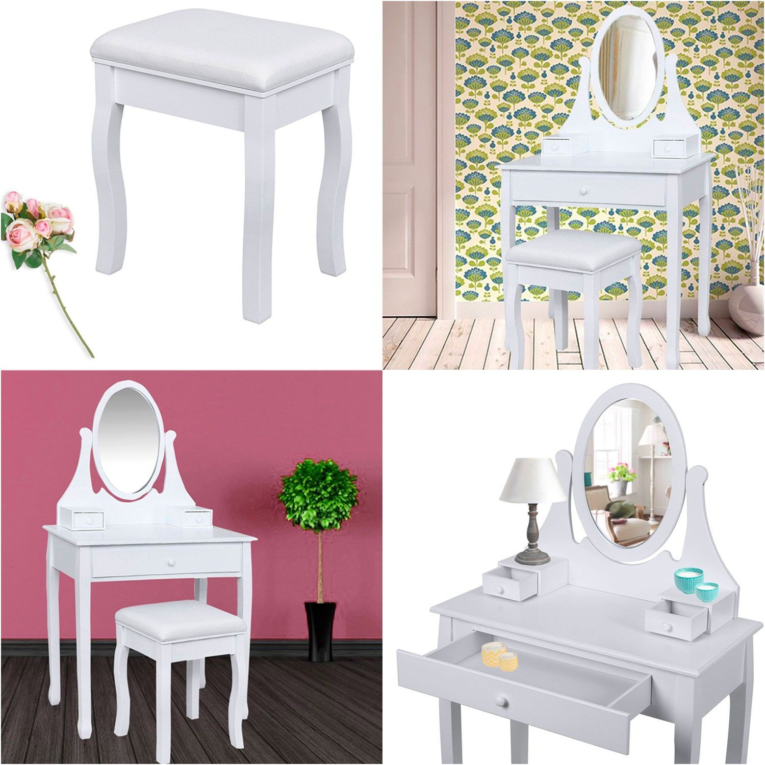 9 Incroyable Coiffeuse Meuble Cdiscount Collection Coiffeuse Meuble Miroir Coiffeuse Table Haute Bois