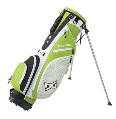 Datrek Las Osprey Golf Stand Bags Lime Green White