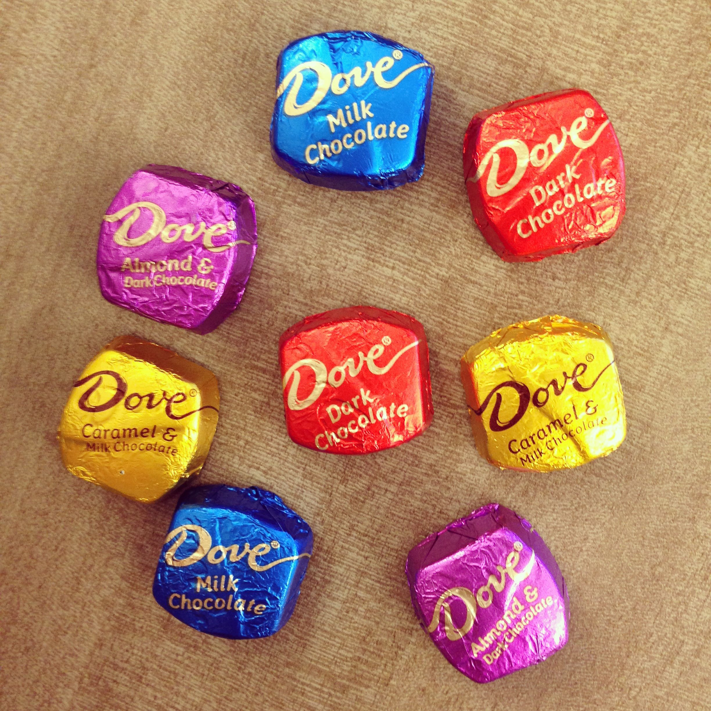 Which DOVE PROMISES are your go-to flavors? | DOVE Chocolate ...