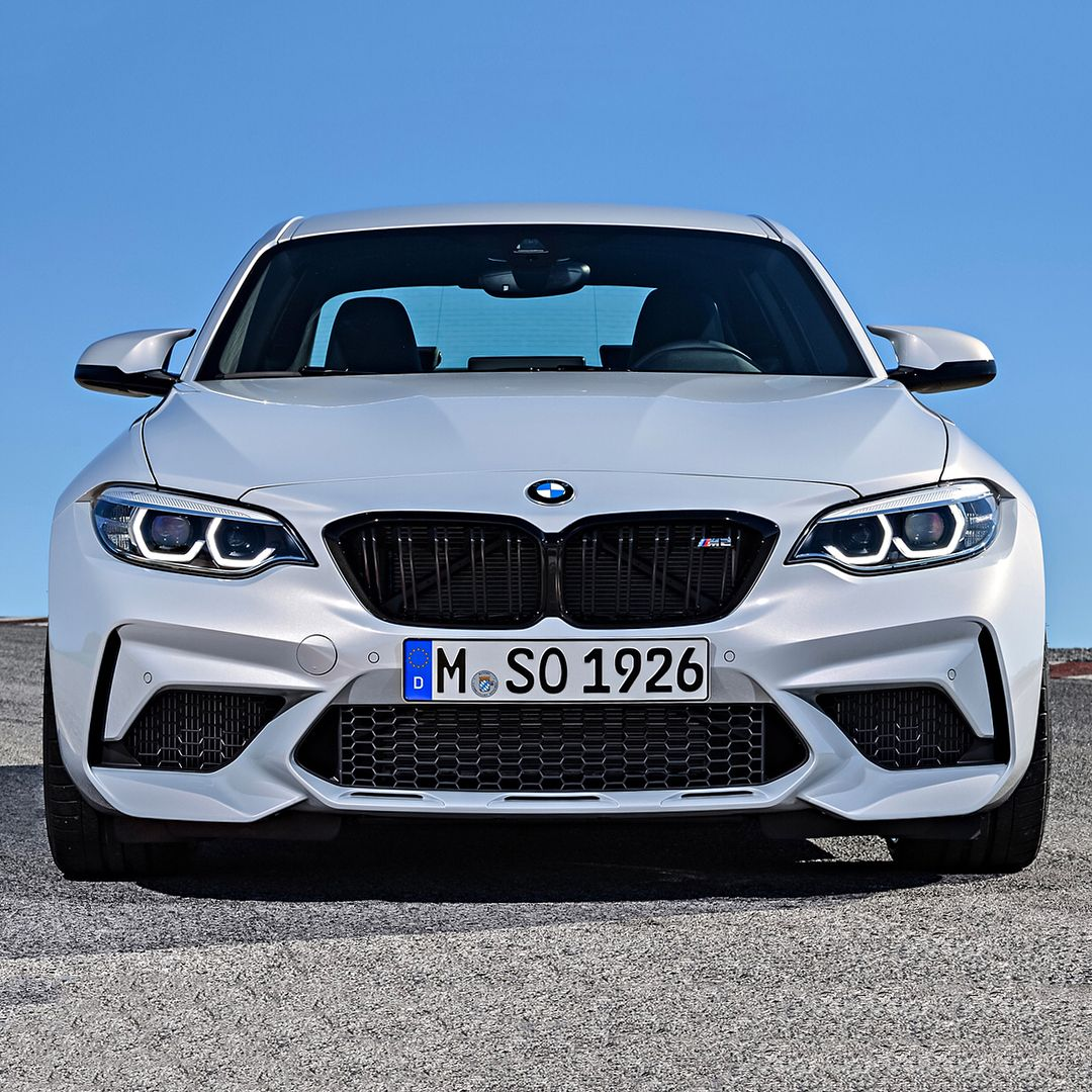 BMW Unveils Its All-new 2019 M2 Competition Model Equipped