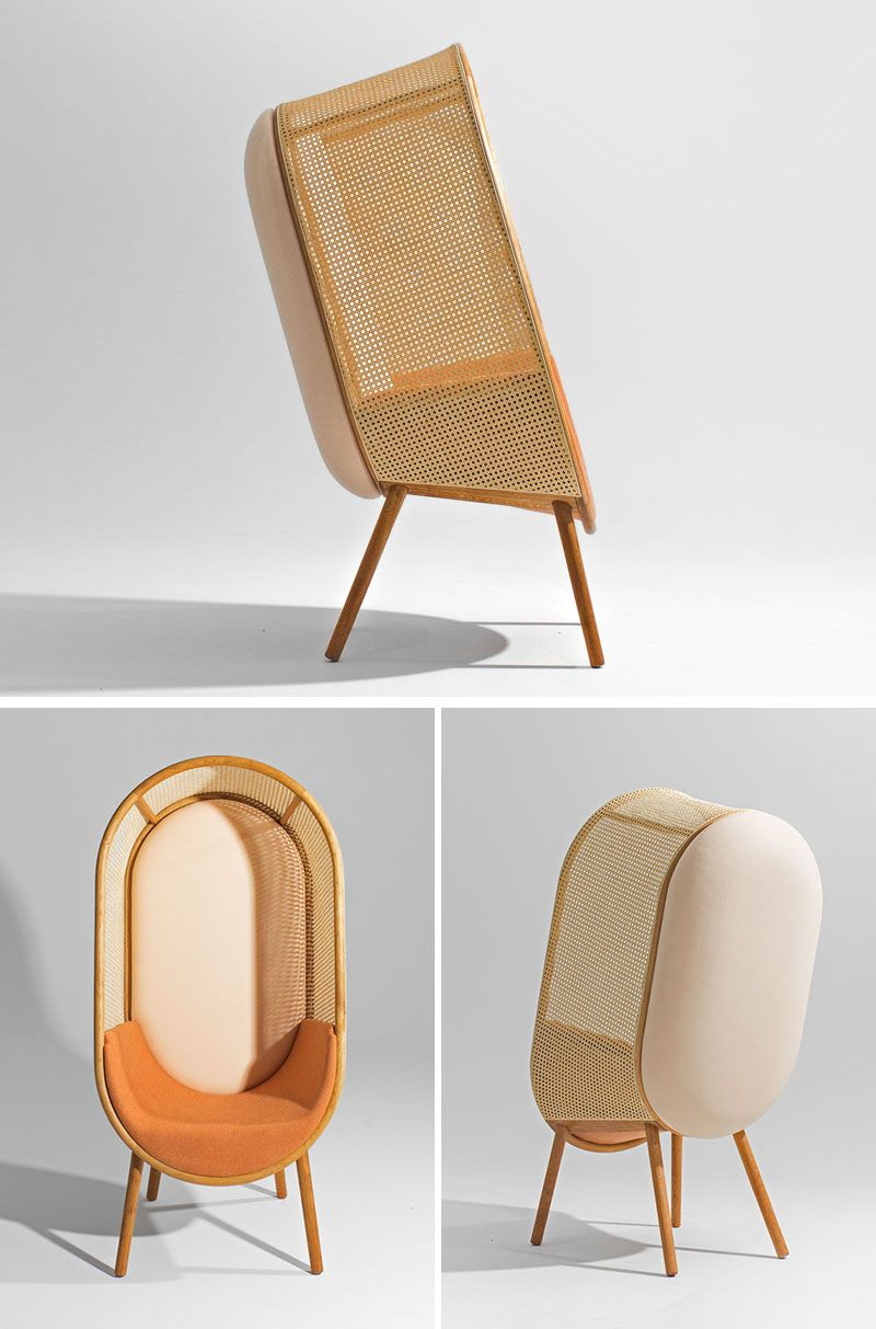 Photo of Kevin Hviid And Martin Kechayas Have Designed Cocoon, A Cozy And Modern Lounge Chair