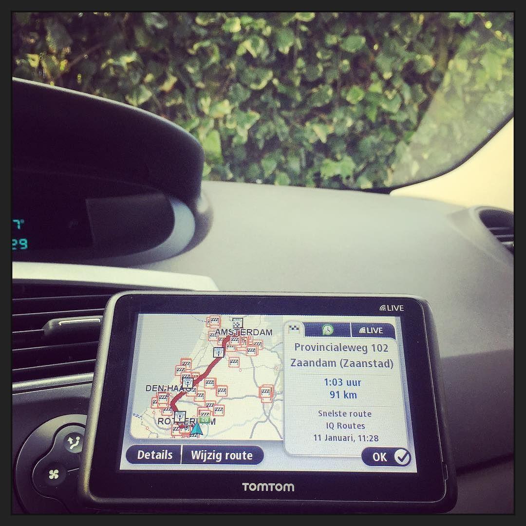 En onderweg naar de volgende bestemming... :-) #onderweg #myview