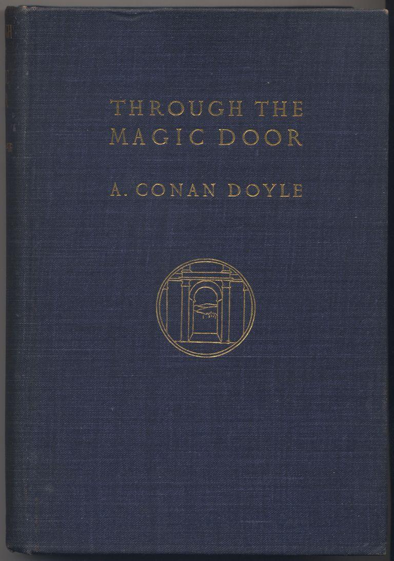 Binding for Through the Magic Door by Arthur Conan Doyle (New York The McClure & Binding for Through the Magic Door by Arthur Conan Doyle (New York ...