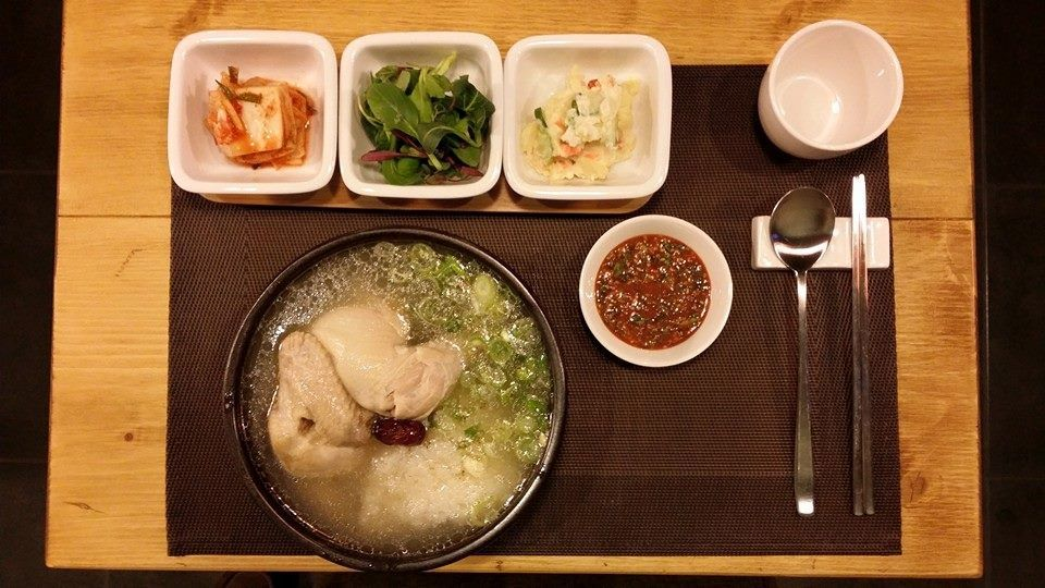 Seoul Central Mosque And Halal Korean Food In Itaewon Muslim Friendly Travel Guide By Hhwt Korean Food Food Halal Recipes