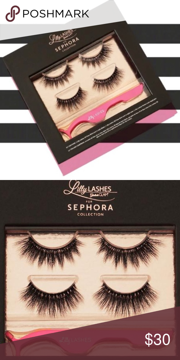 Lilly Lashes Set Sephora Perfect Pair Lash Set Pinterest