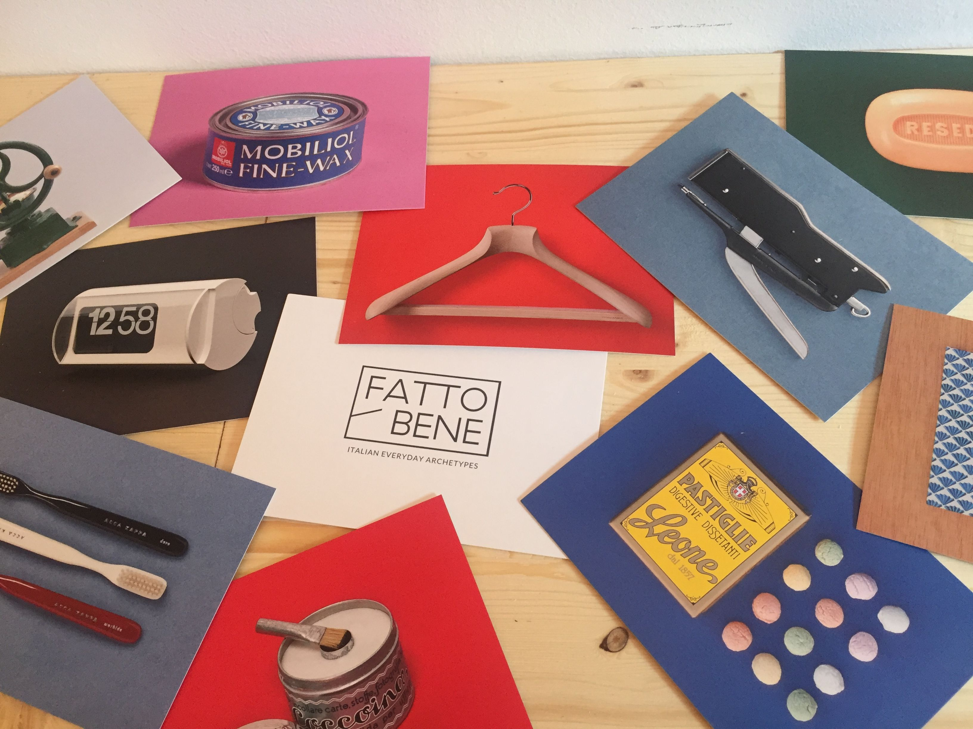 Toscanini inviteted to be part of the Fattobene temporary